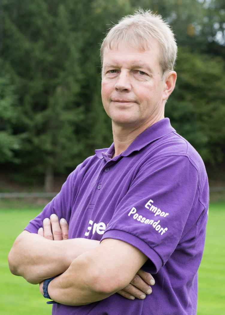 Trainer Jörg Schur