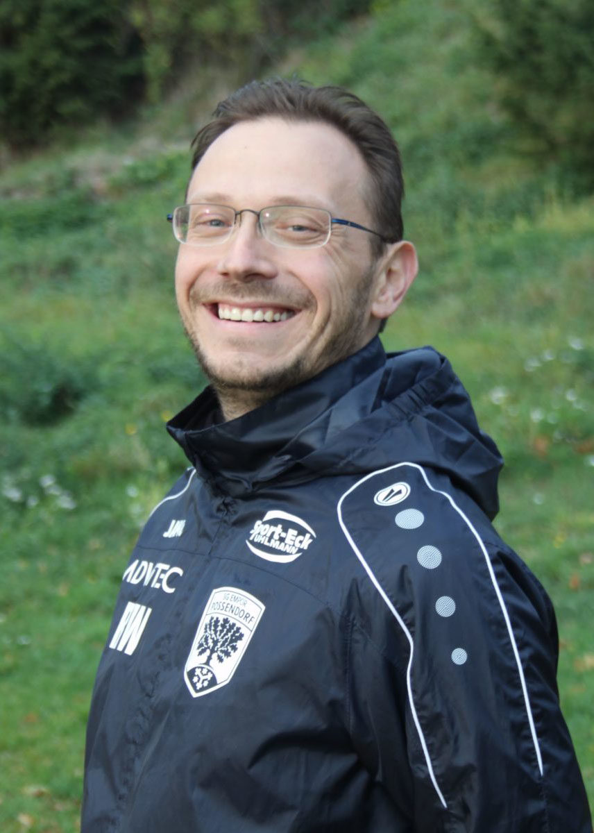 Trainer Rico Weinhold