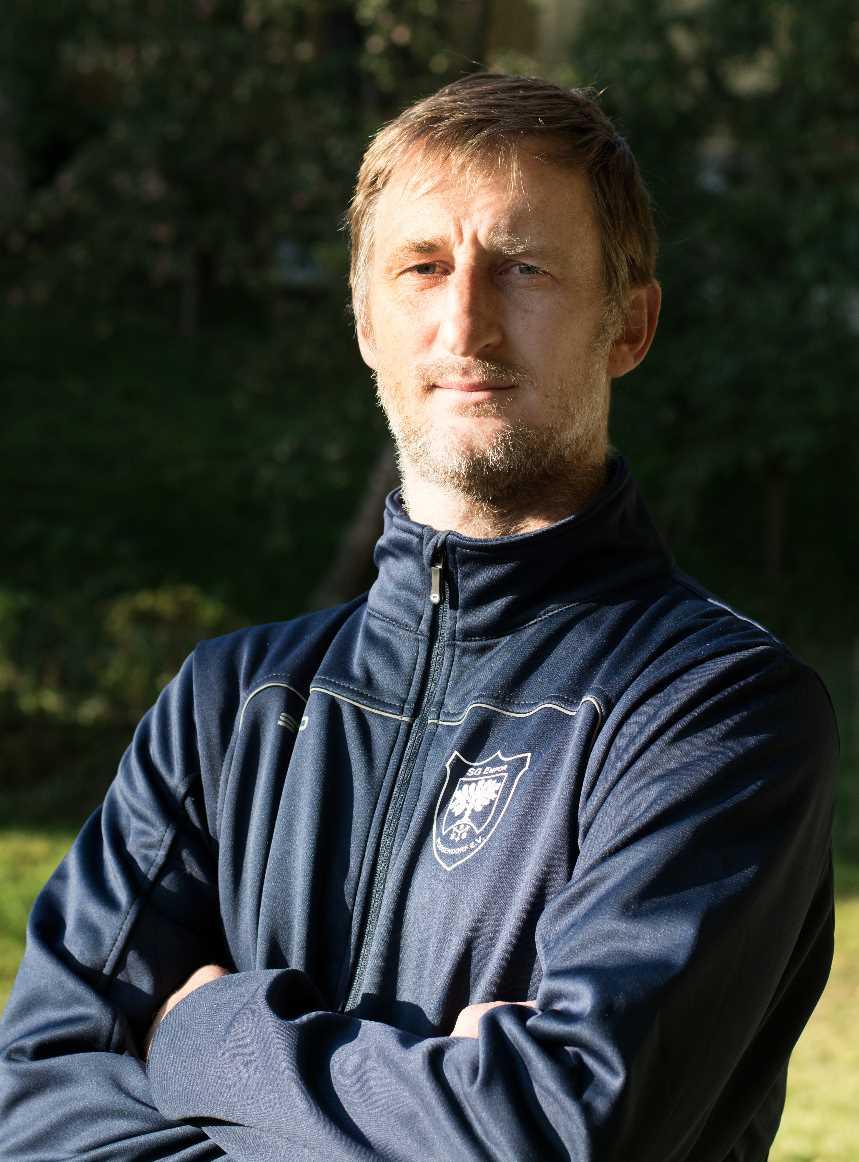 Trainer Sven Müller Pachel