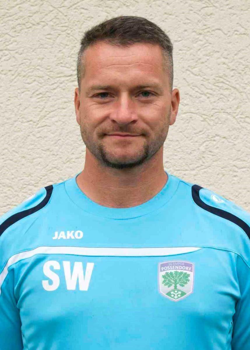 Trainer Sören Welke