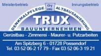 Trux Bauunternehmen