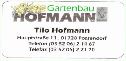Gartenbau Hofmann