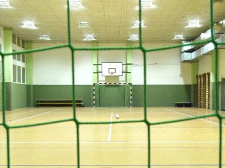 Sporthalle Hänichen