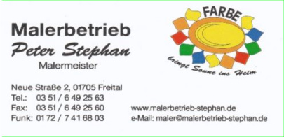 Malerbetrieb Stephan