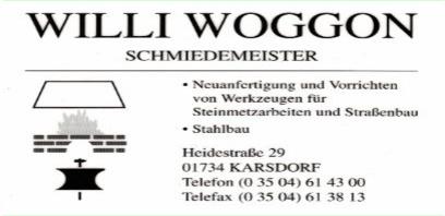 Schmiede & Stahlbau Woggon