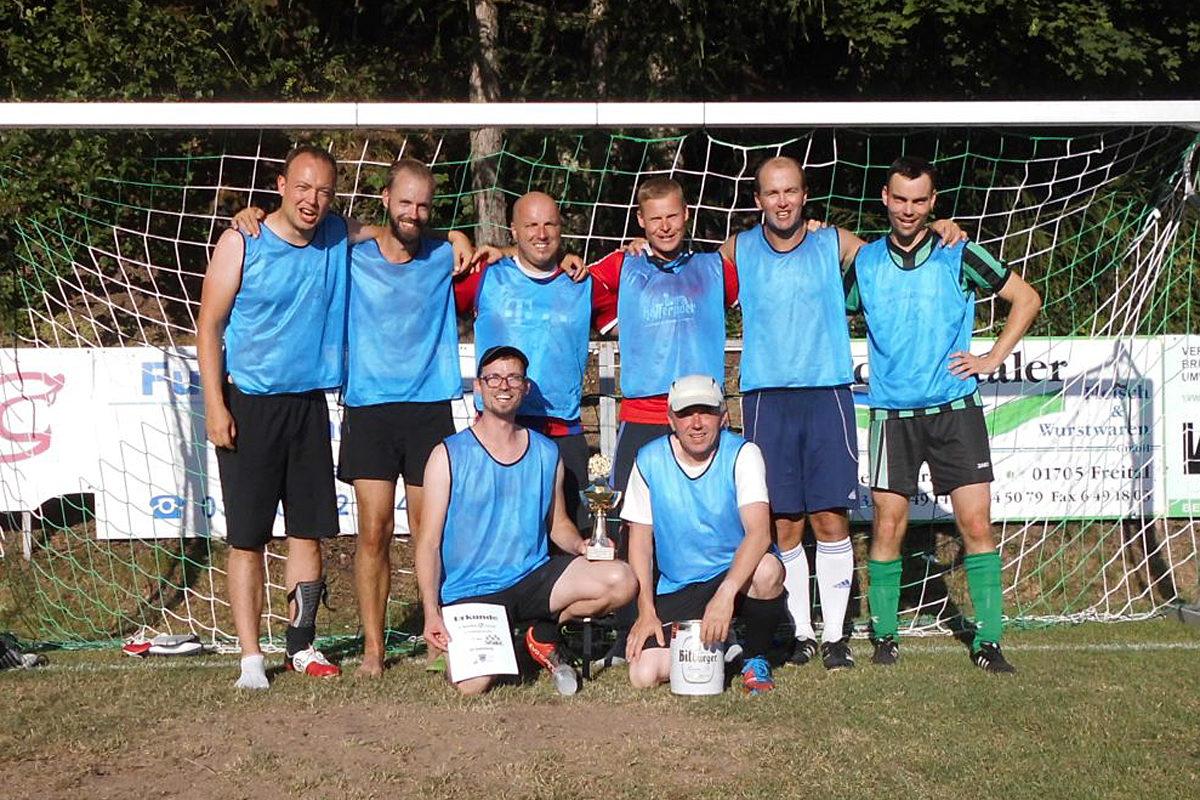 FC Käferberg - Sieger Freizeitturnier