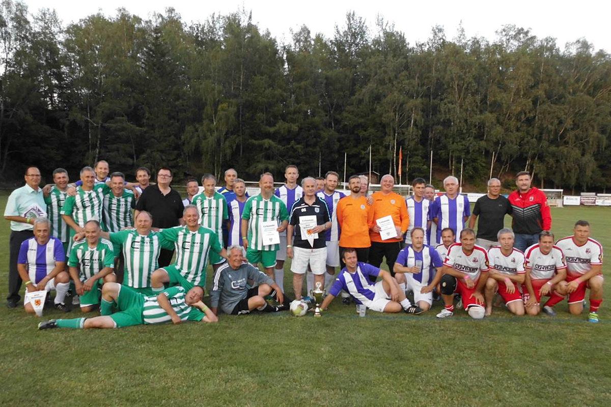 Fußballturnier der Partnerstädte
