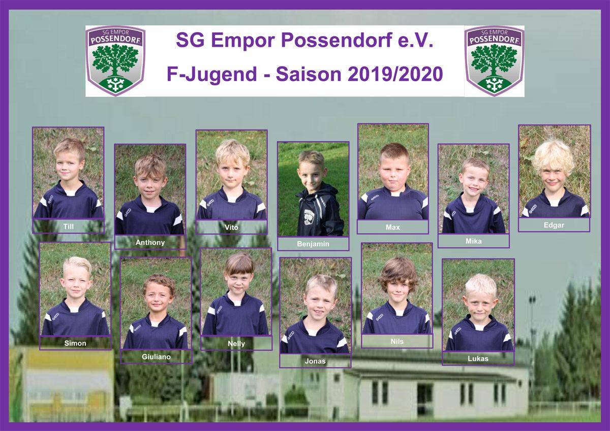F Jugend Empor Possendorf