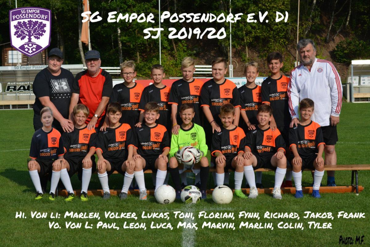 D1 Jugend Possendorf