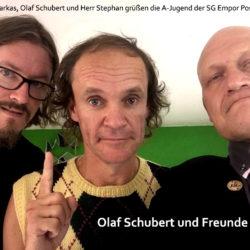Olaf Schubert und Freunde grüßen